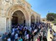رحاب المسجد الأقصى