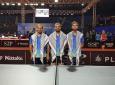 ثلاثة لاعبين يمثلون فلسطين في بطولة آسيا لكرة الطاولة