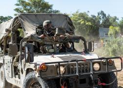 اللواء الشمالي في فرقة غزة بالجيش الإسرائيلي تتدرب استعدادًا لأي حرب مستقبلية