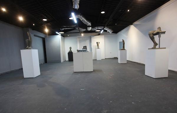 معرض فني يجسد معاناة مبتوري الأطراف في قطاع غزة 13
