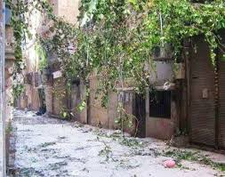 عندما وقف مفتي فلسطين الحاج محمد أمين الحسيني على مدخل مخيم اليرموك....!!!